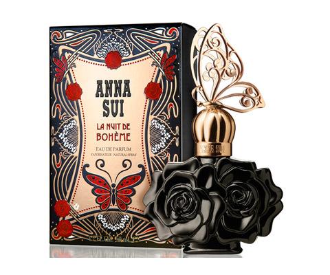Anna Sui La Nuit de Boheme Eau de Parfum парфюмированная вода 30мл (Анна Сью Богемная Ночь Парфюмированная Вода)