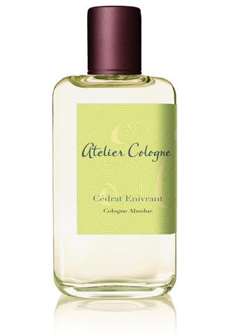Atelier Cologne Cedrat Enivrant гель для душа 265мл (Ателье Колонь Опьяняющий Цедрат)